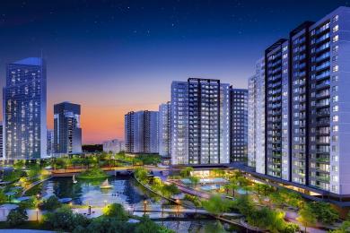 Dự án Mizuki Park Bình Chánh - Sử dụng gạch bê tông siêu nhẹ AAC chắc chắn, chống cháy cho công trình