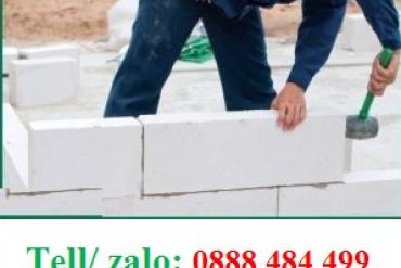 Các lưu ý khi xây gạch nhẹ AAC cho hệ tường thêm chất lượng