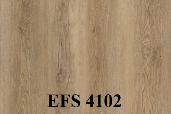 Ván Sàn SPC Kháng Nước EFLOOR EFS4102 Premium dày 4mm