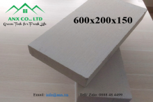 AAC Block size 600x200, thickness 150mm