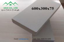 Gạch Block 600x300, độ dày 75mm