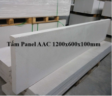 Tấm panel AAC 1200x600x100mm
