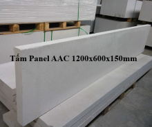 Tấm panel AAC 1200x600x150mm