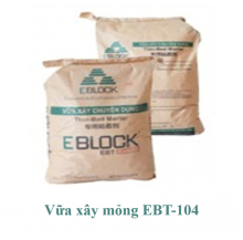 Thin Masonry Mortar EBT-104